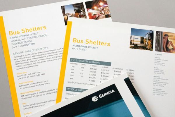 graphic design, print design, brochure design, corporate brochure design, sales brochure design, Cemusa, Kellyco, Kellyco Marketing
