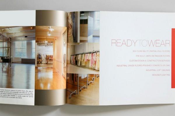 graphic design, design, brochure, sales brochure, sales piece, real estate brochure, commercial real estate marketing, commercial real estate brochure, Kellyco Marketing
